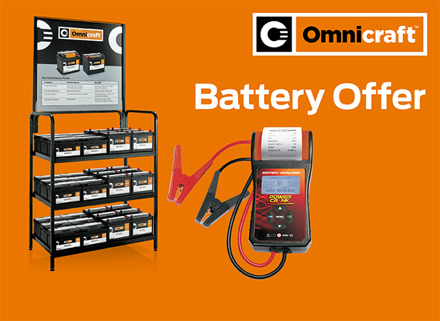 Omnicraft Battery Offer